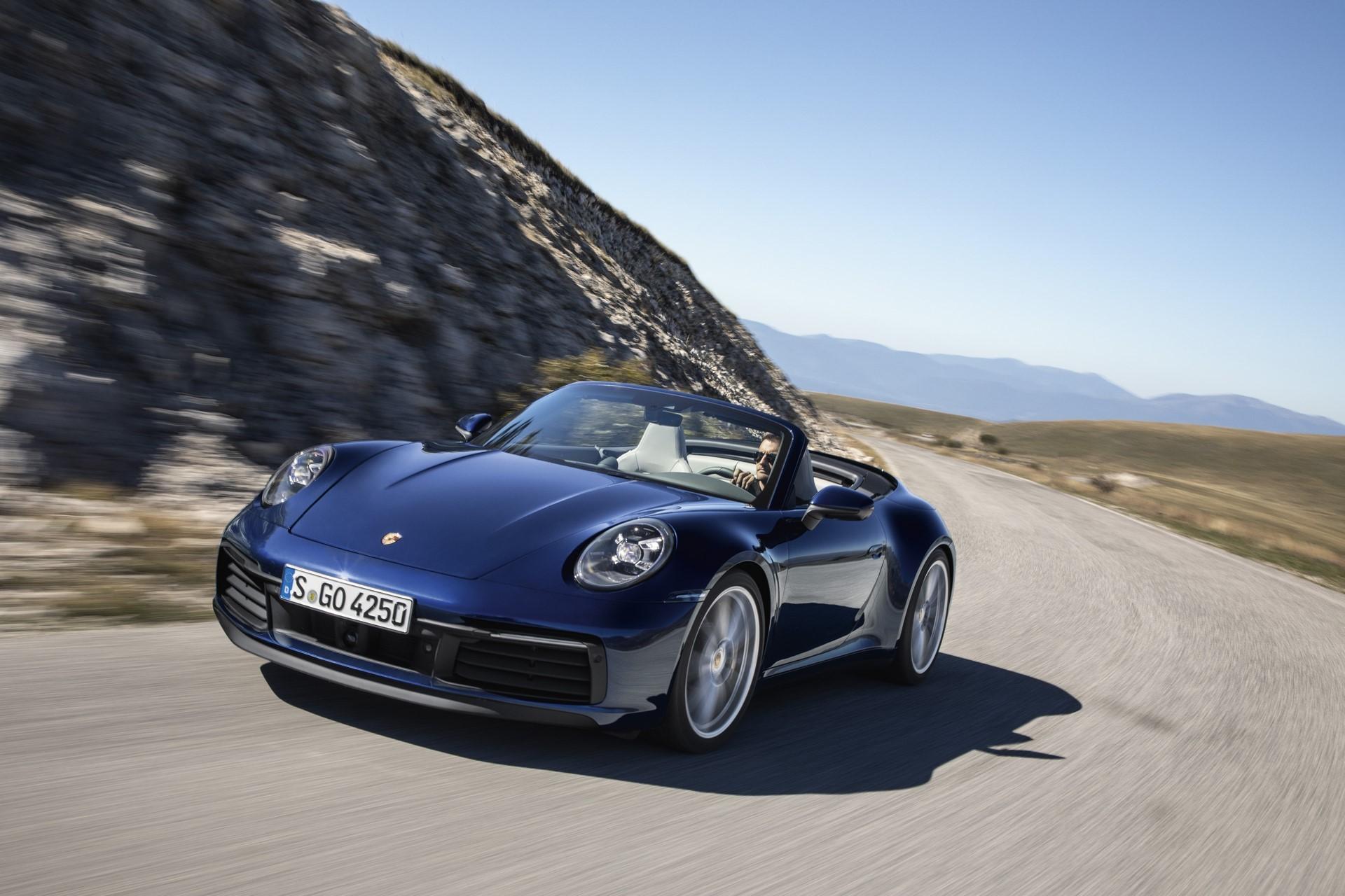 Porsche 911 Cabriolet 2019 (10)