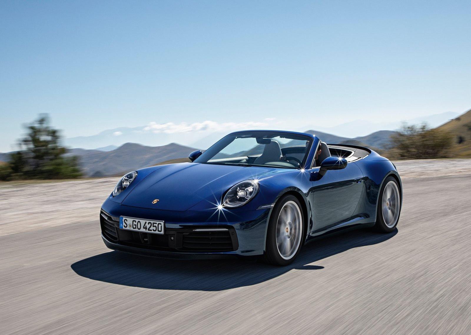 Porsche 911 Cabriolet 2019  (14)