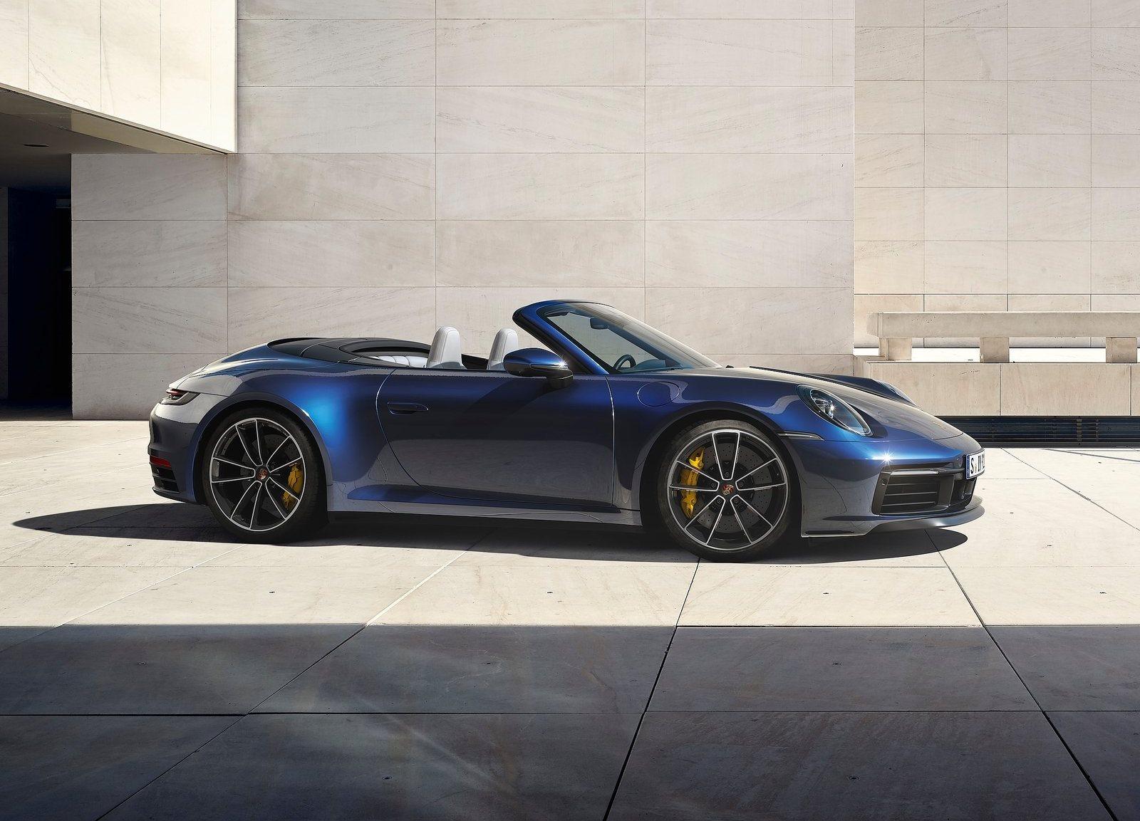 Porsche 911 Cabriolet 2019  (15)