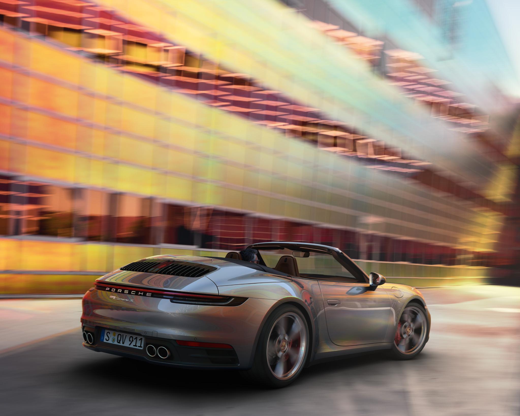 Porsche 911 Cabriolet 2019  (19)