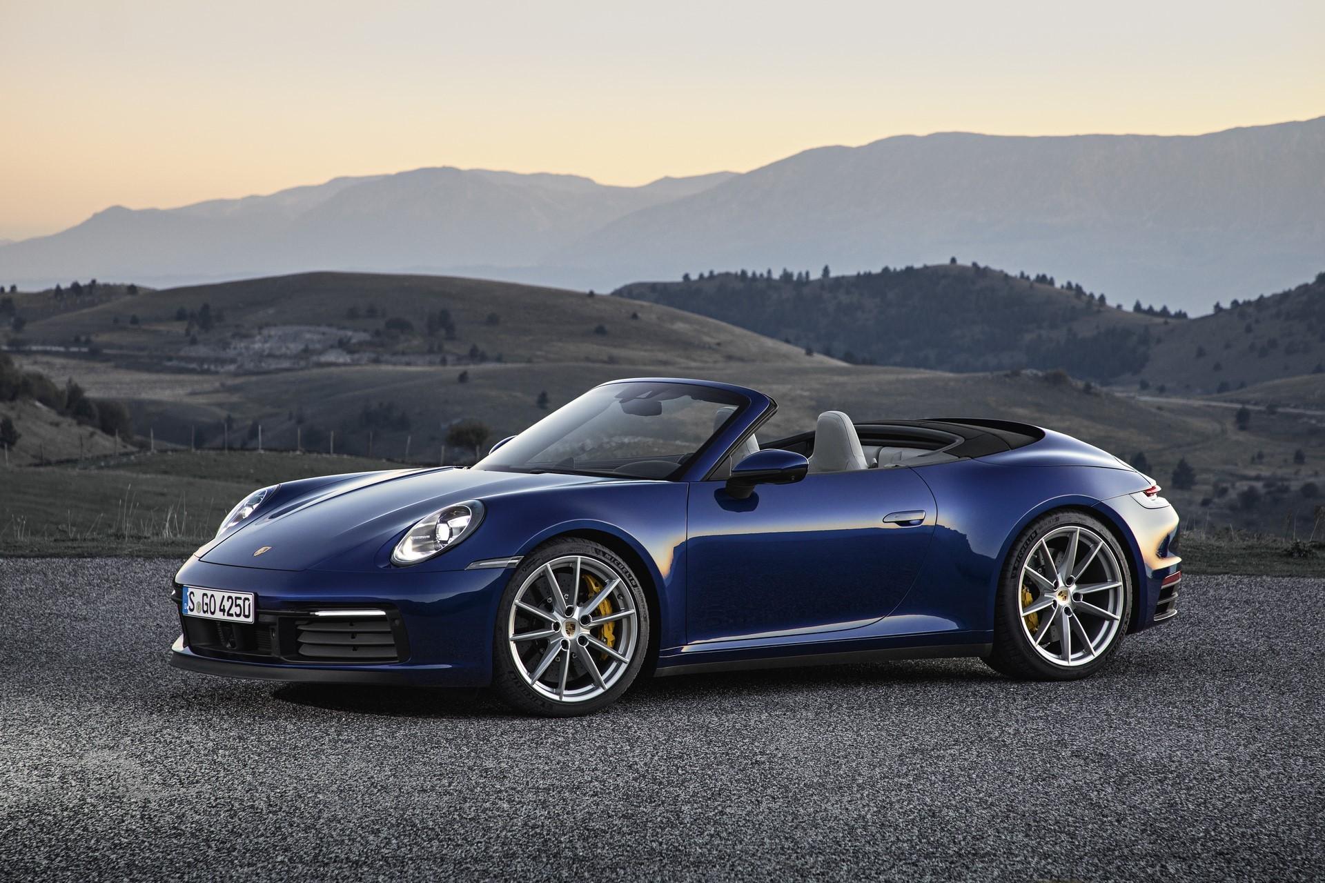 Porsche 911 Cabriolet 2019 (2)