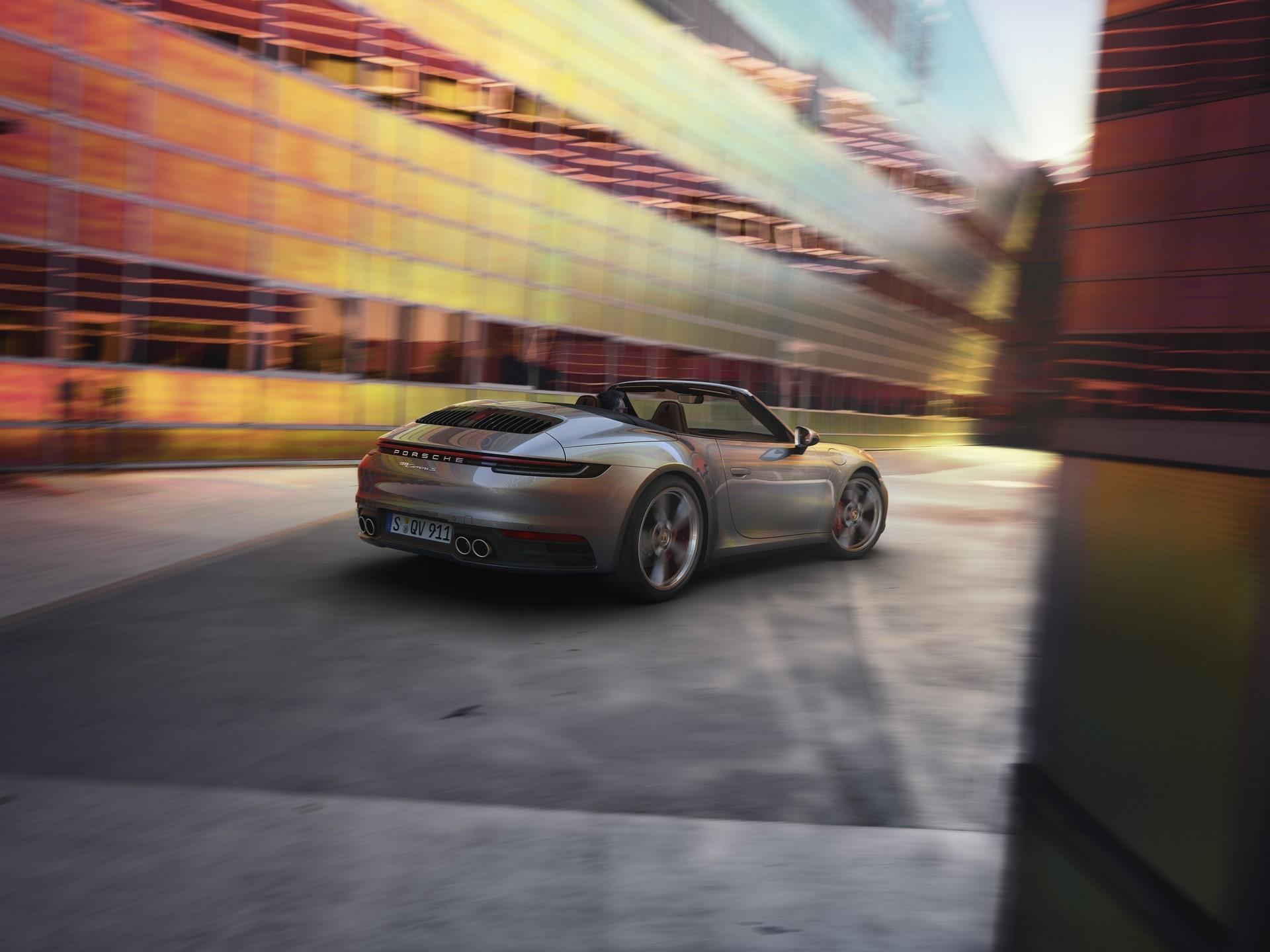 Porsche 911 Cabriolet 2019 (7)