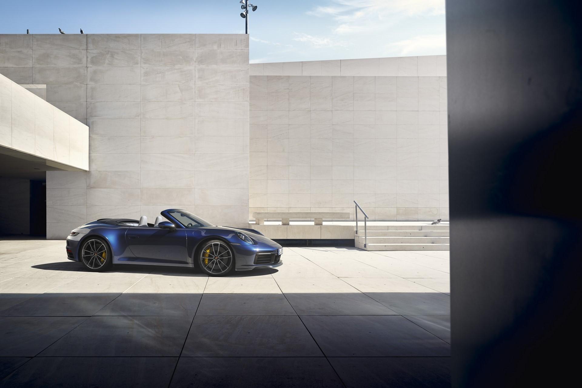 Porsche 911 Cabriolet 2019 (8)