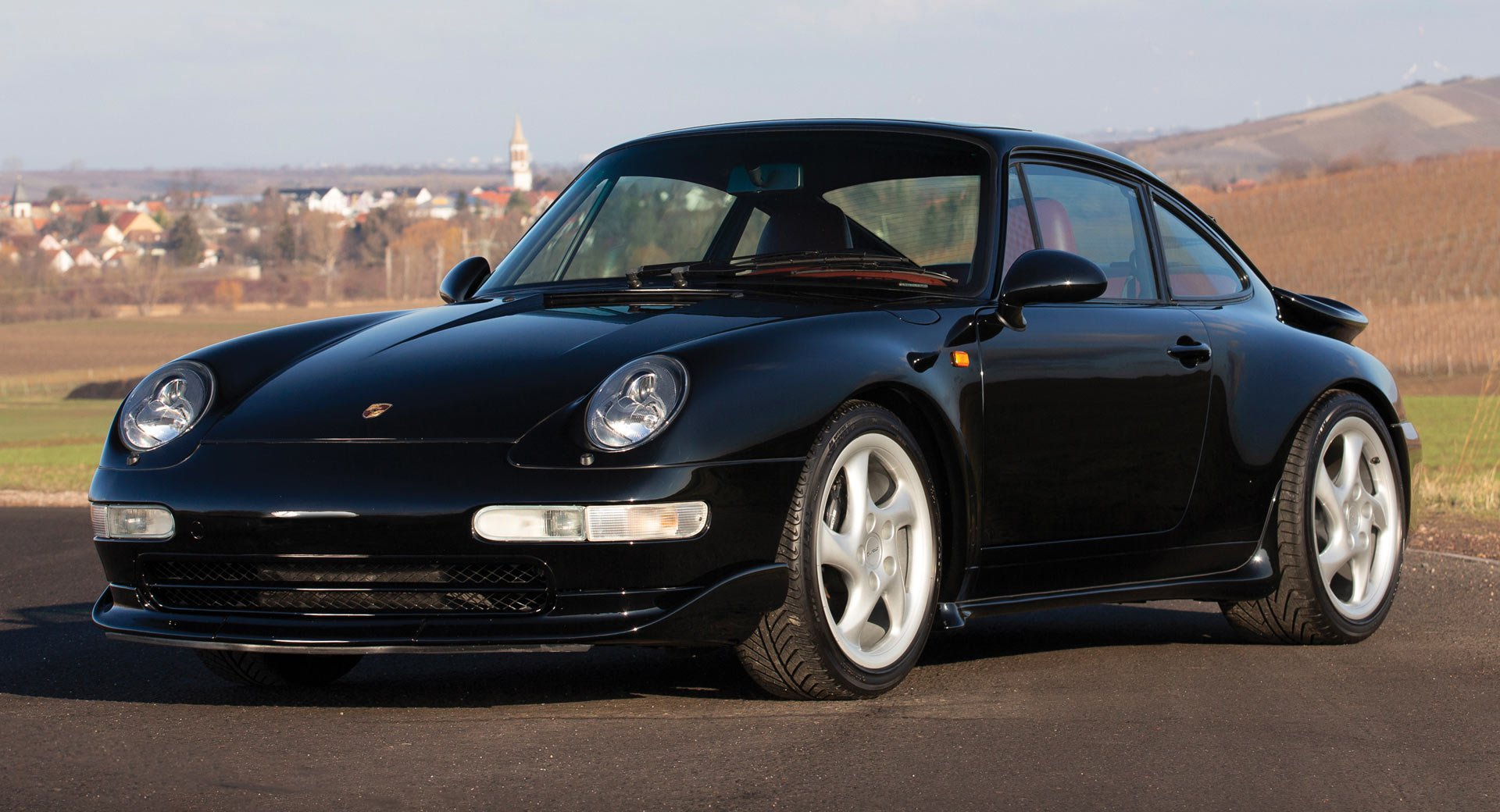 Porsche 911 Turbo Prototype auction (1)