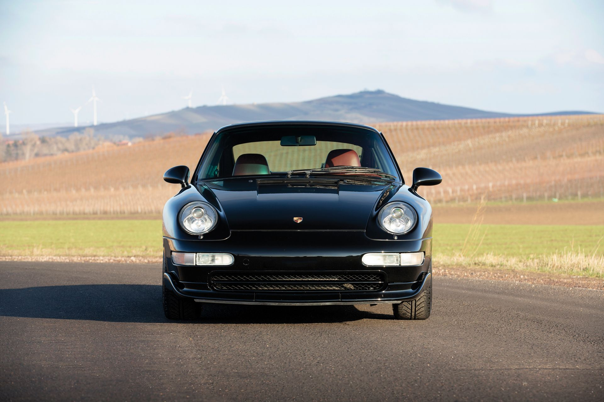 Porsche 911 Turbo Prototype auction (10)