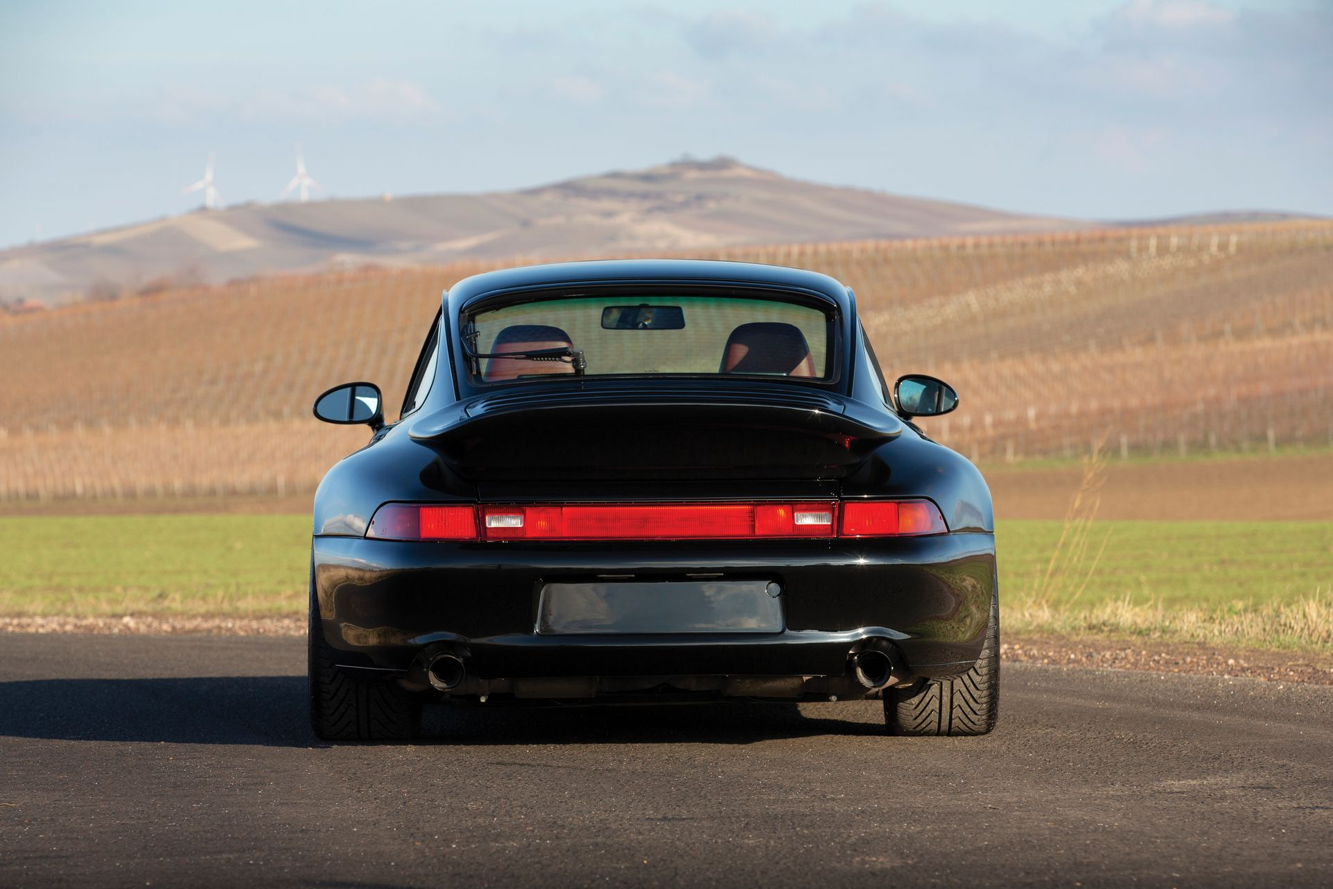 Porsche 911 Turbo Prototype auction (11)