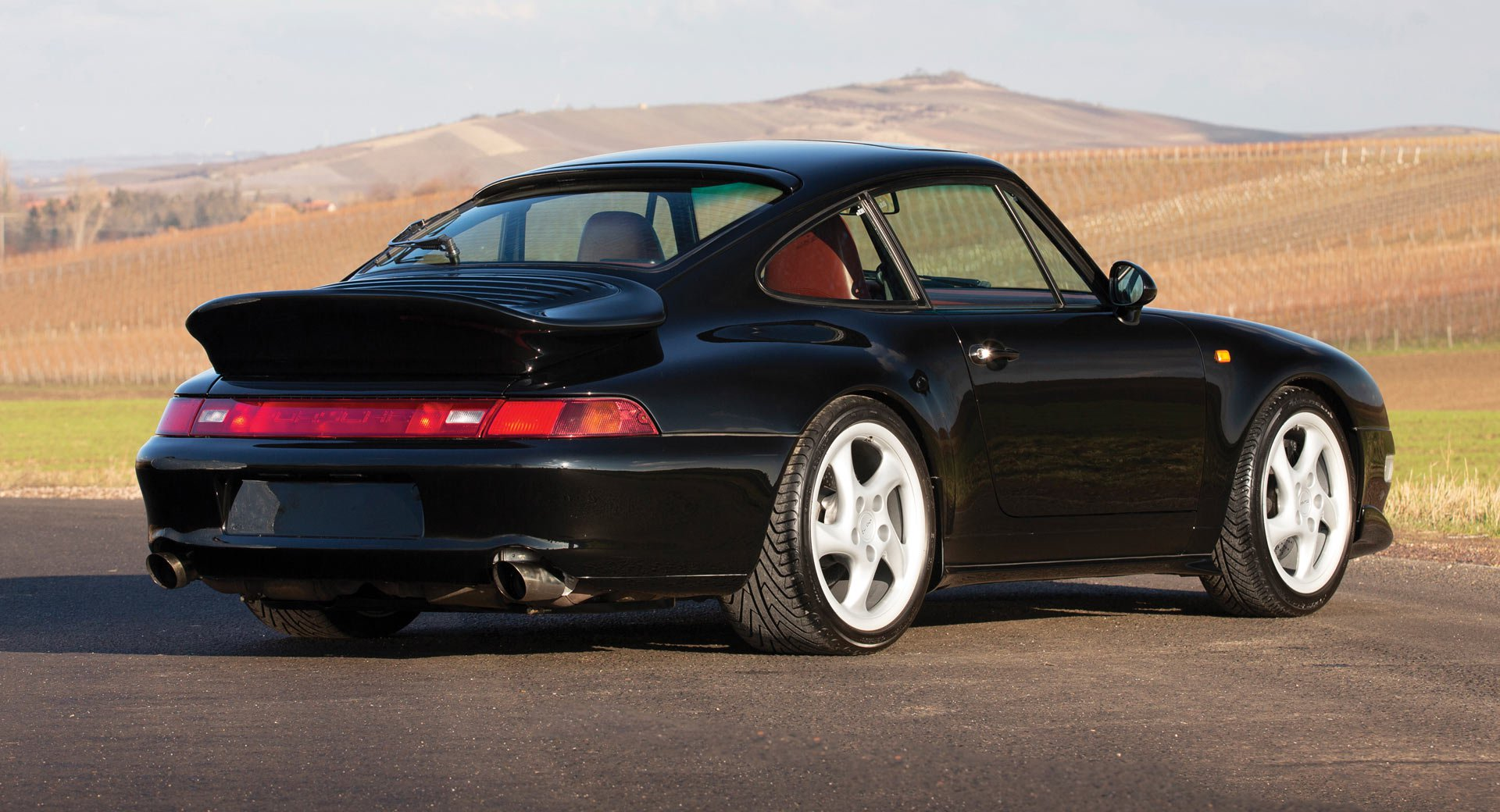 Porsche 911 Turbo Prototype auction (2)