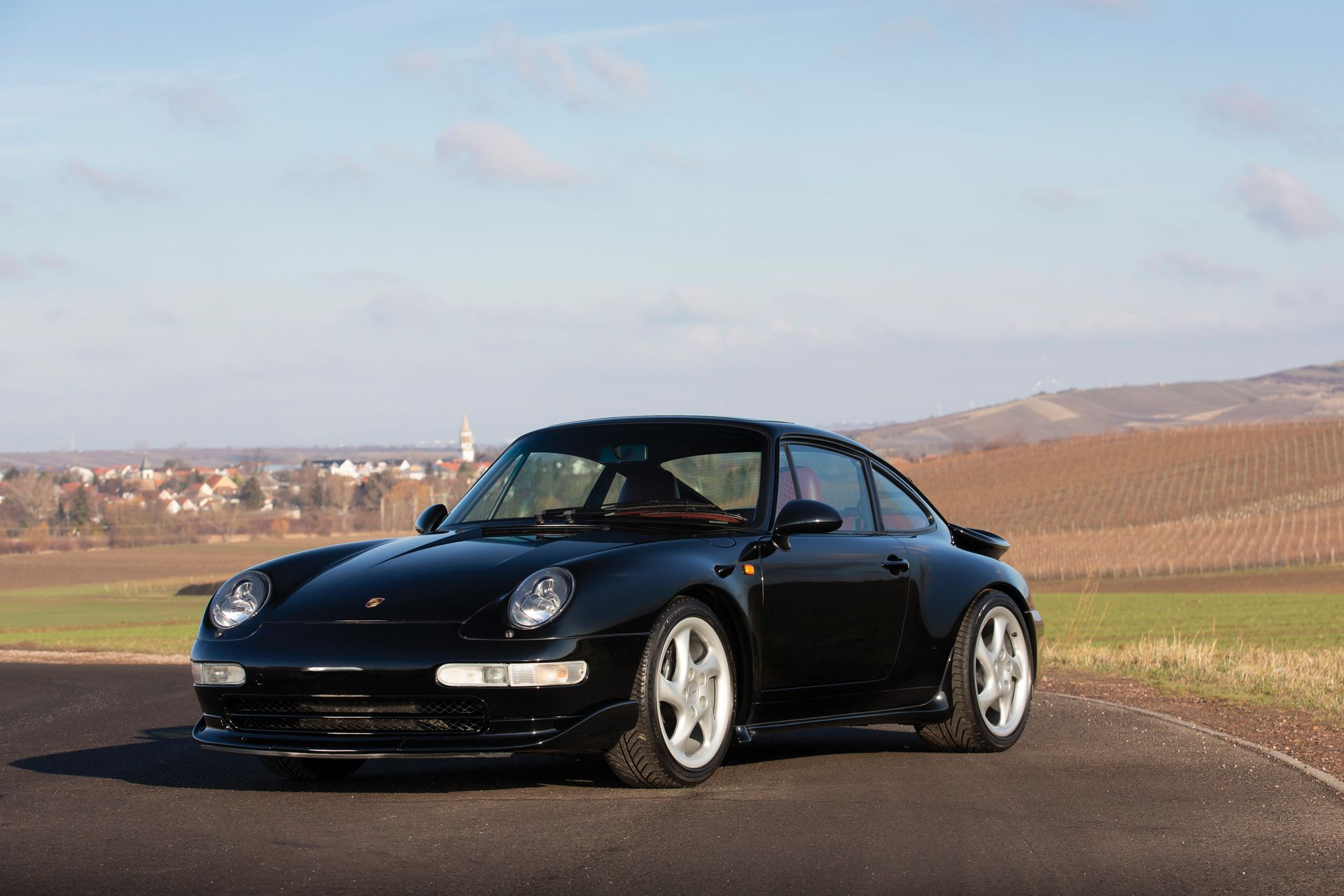 Porsche 911 Turbo Prototype auction (3)