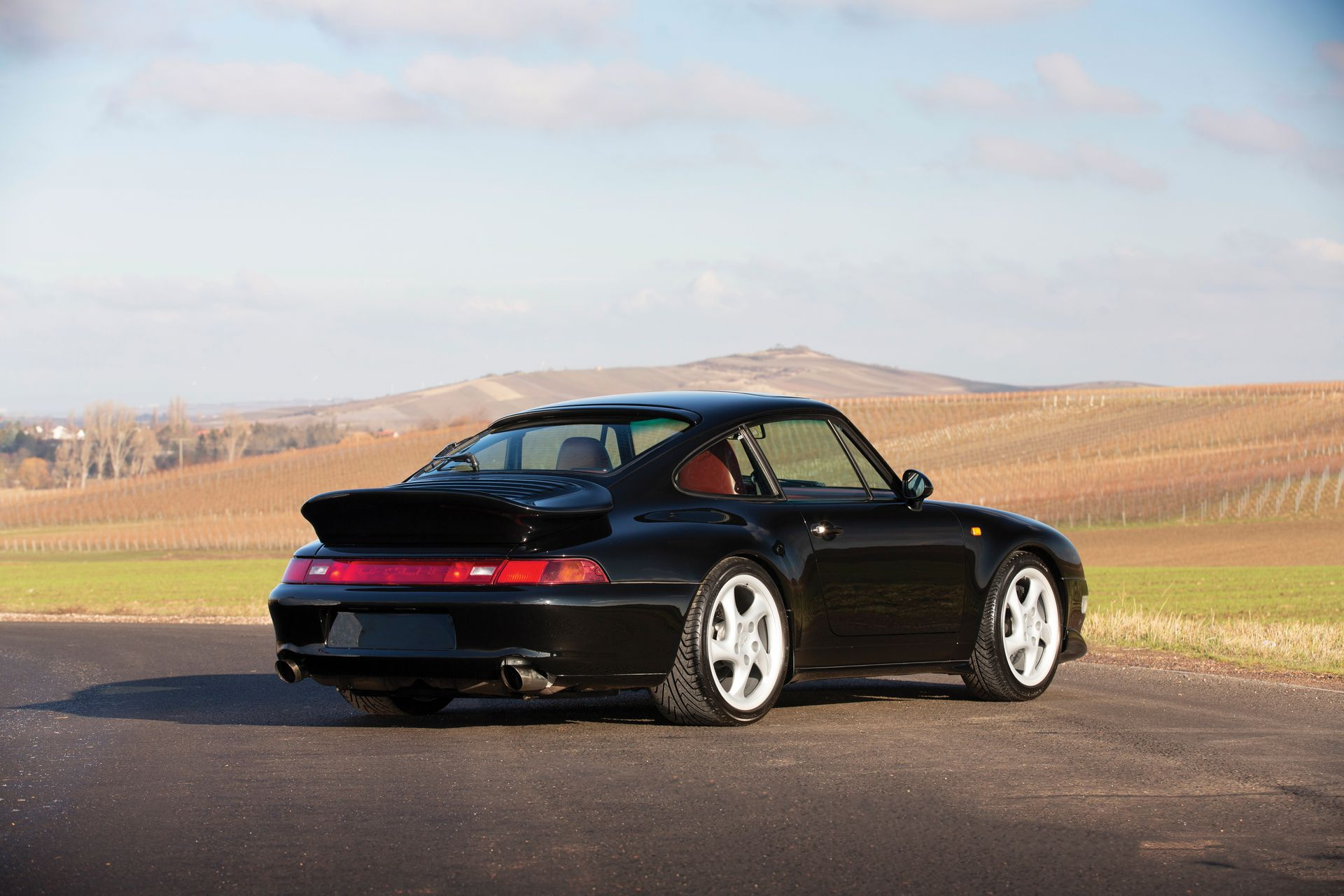 Porsche 911 Turbo Prototype auction (4)