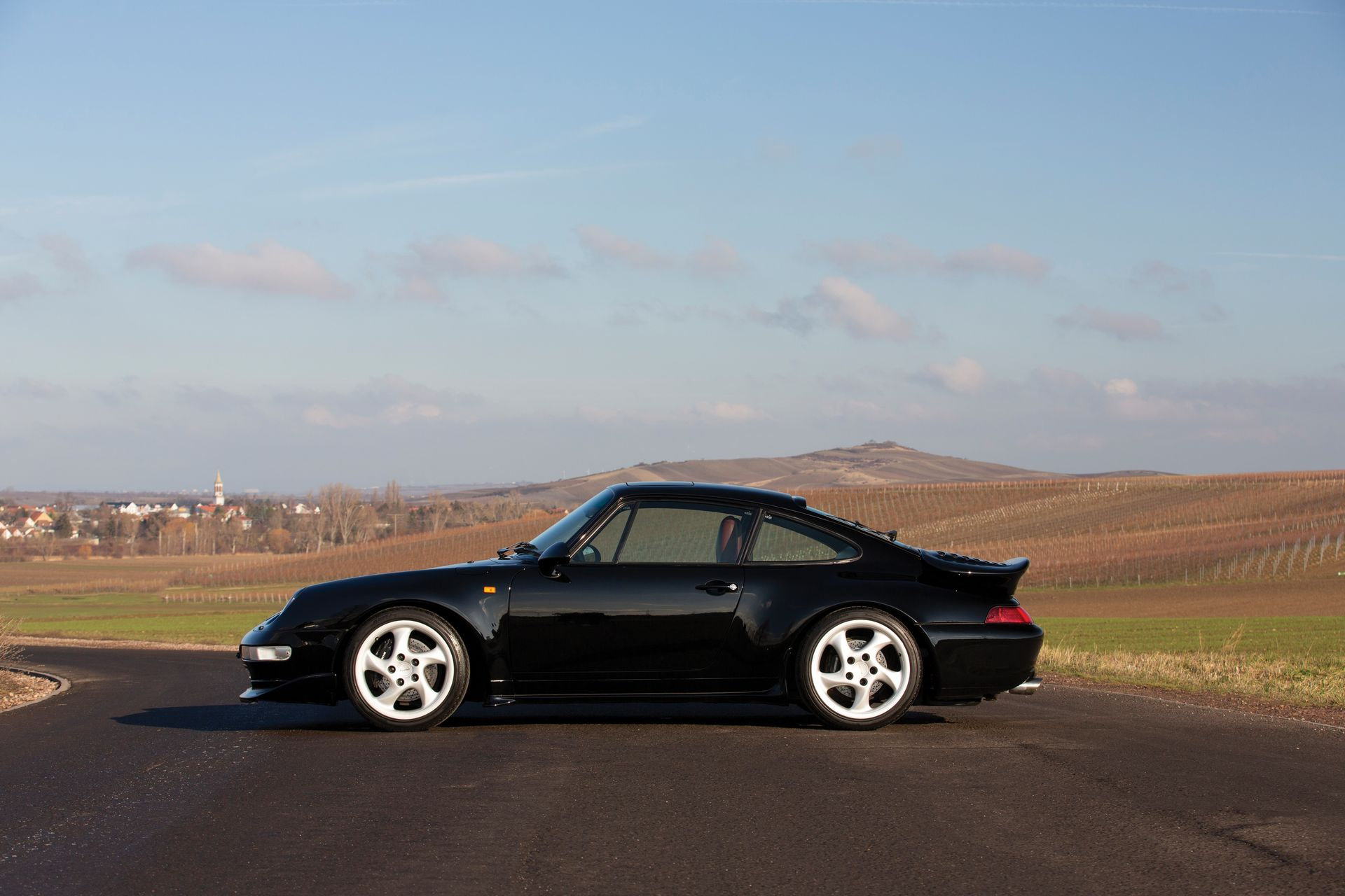 Porsche 911 Turbo Prototype auction (7)