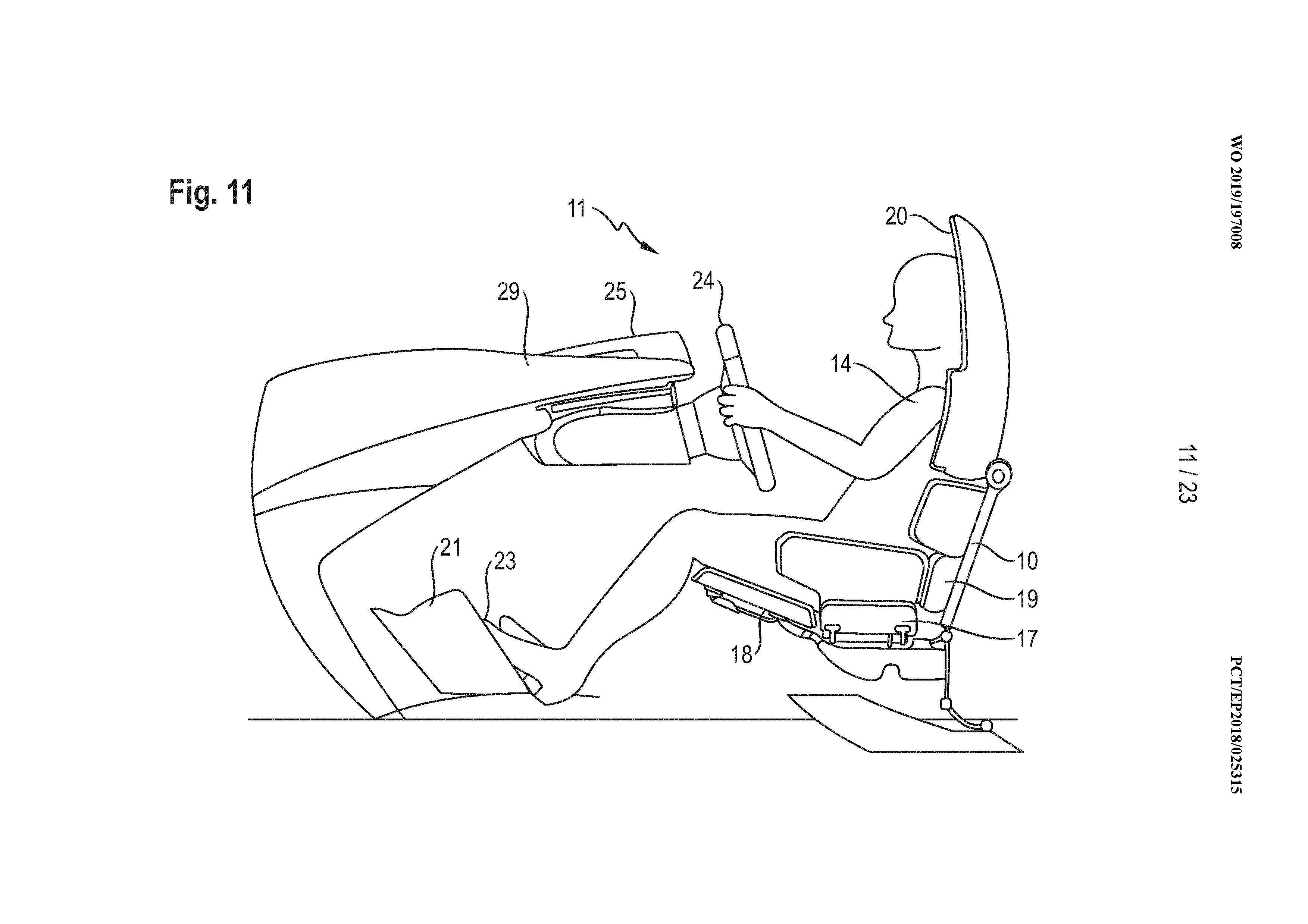 Porsche-Autonomous-Power-Seat-Patent-2