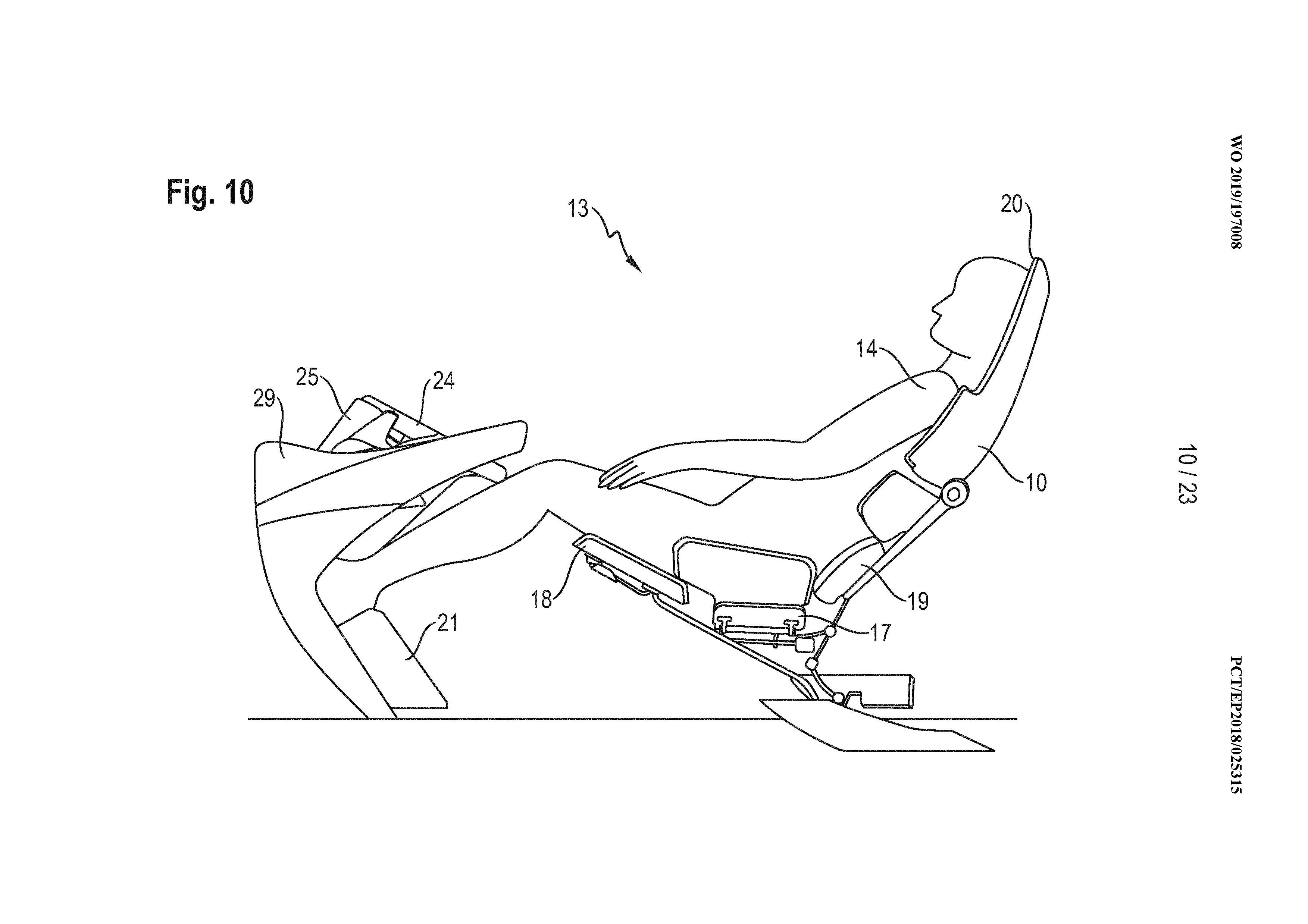 Porsche-Autonomous-Power-Seat-Patent-4