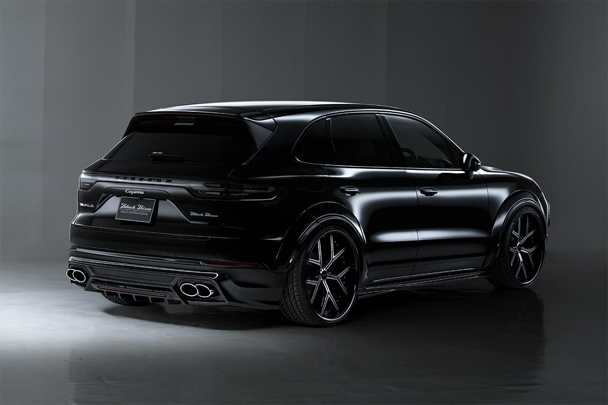 Porsche Cayenne Black Bison Wald International (4)