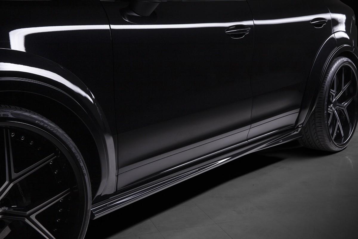Porsche Cayenne Black Bison Wald International (5)
