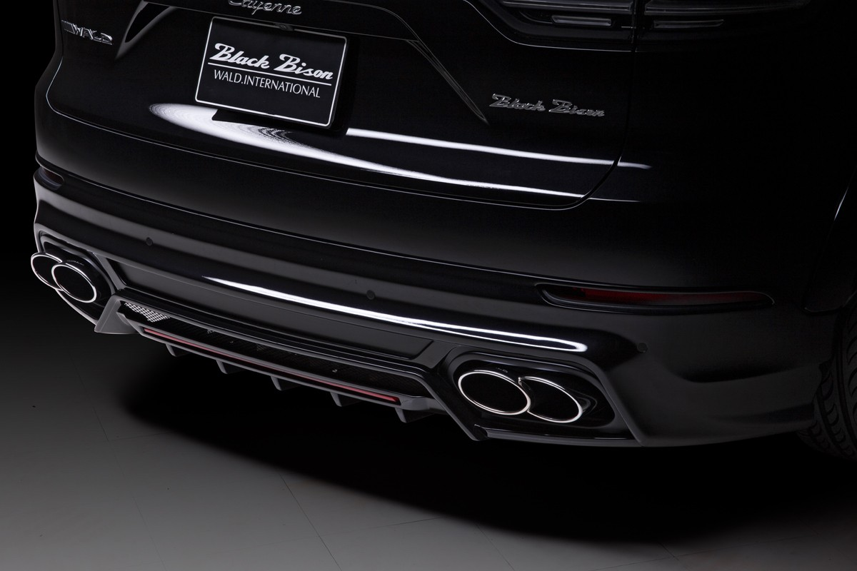 Porsche Cayenne Black Bison Wald International (6)