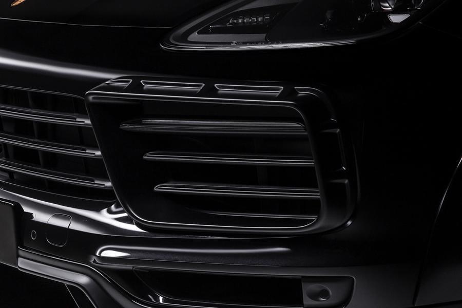 Porsche Cayenne Black Bison Wald International (7)