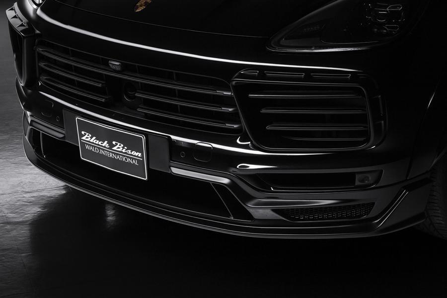 Porsche Cayenne Black Bison Wald International (8)