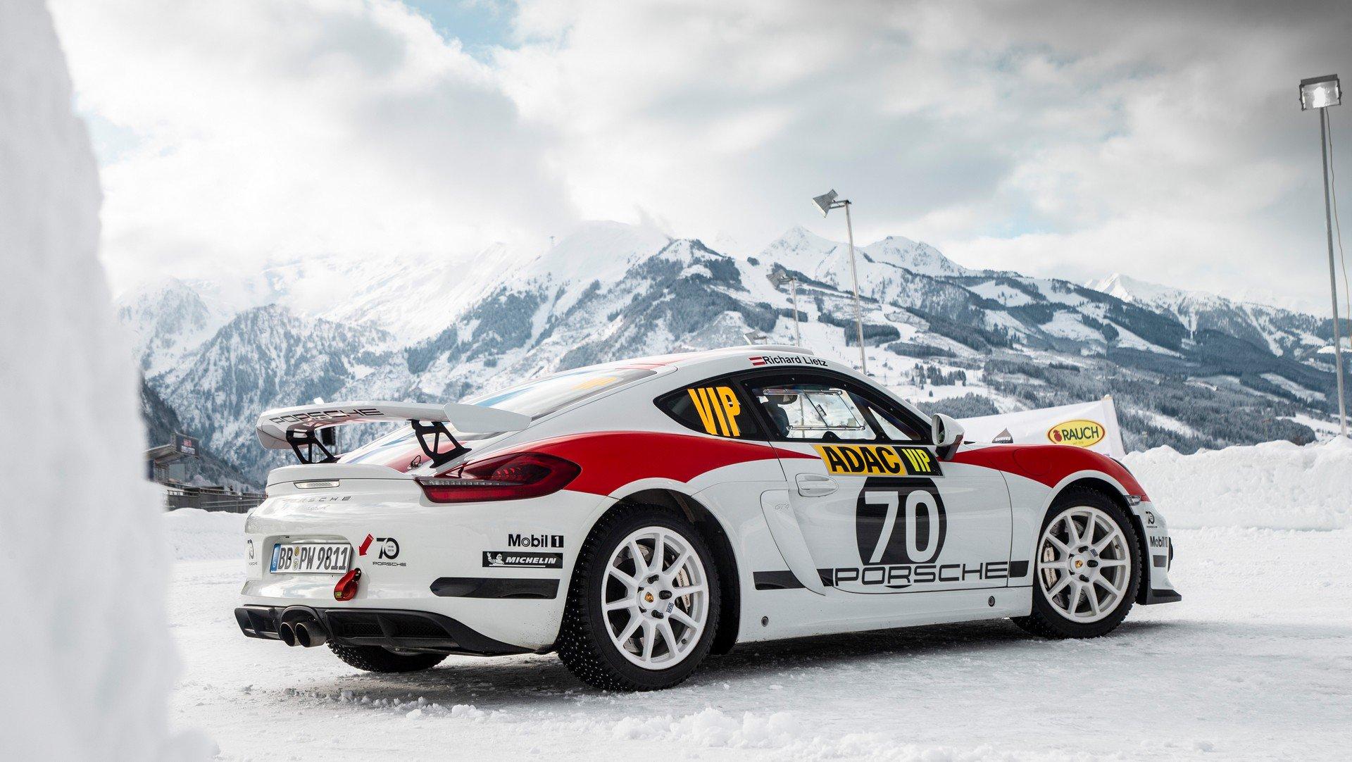 Porsche Cayman GT4 Rallye (2)