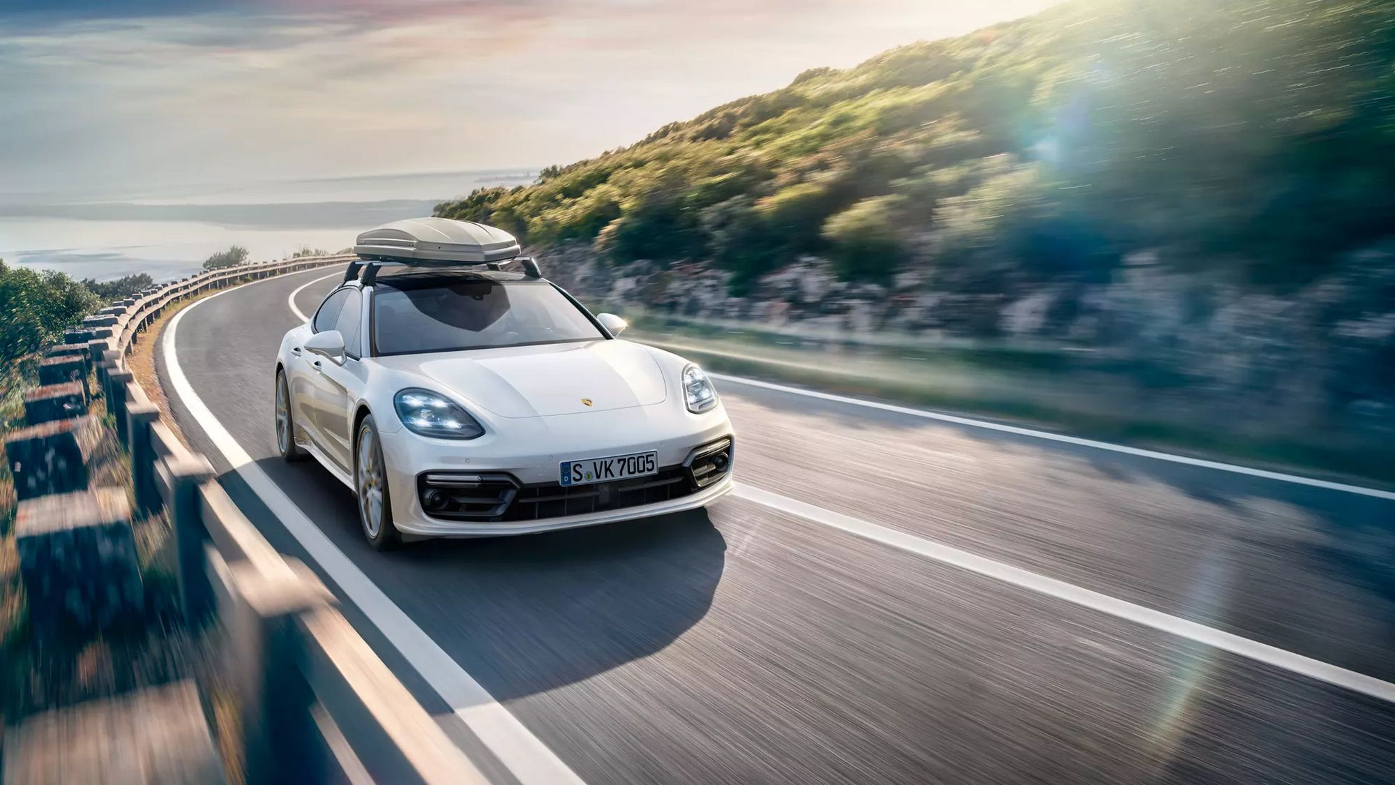 Porsche Design Roof Boxes (5)