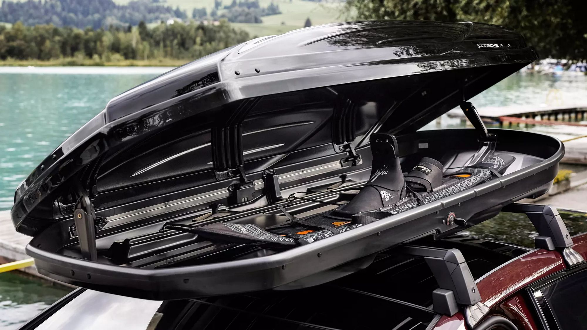 Porsche Design Roof Boxes (8)