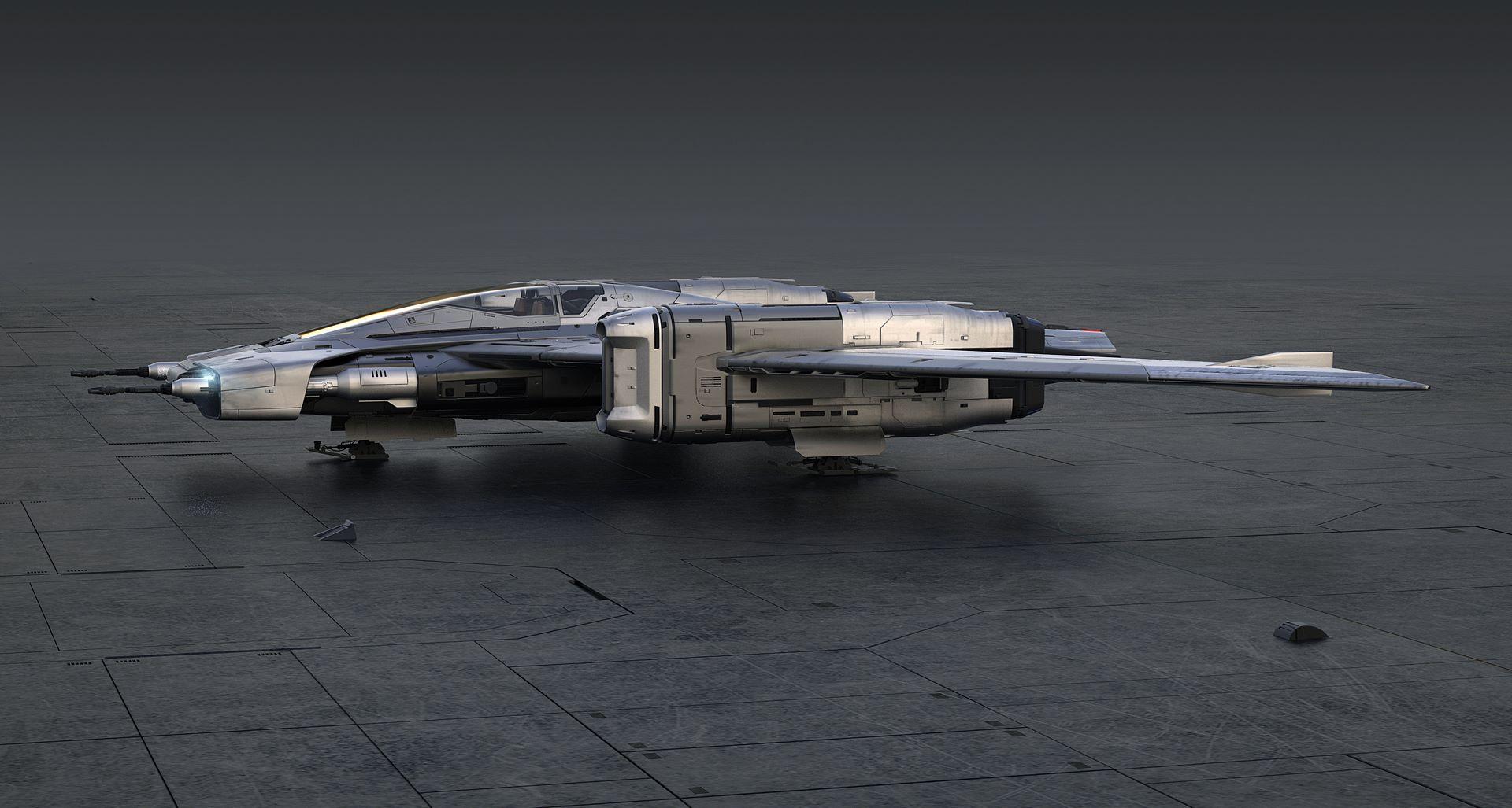 Porsche-Star-Wars-starfighter-space-ship-3