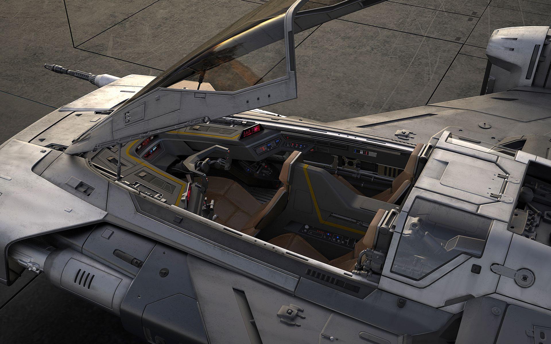 Porsche-Star-Wars-starfighter-space-ship-6