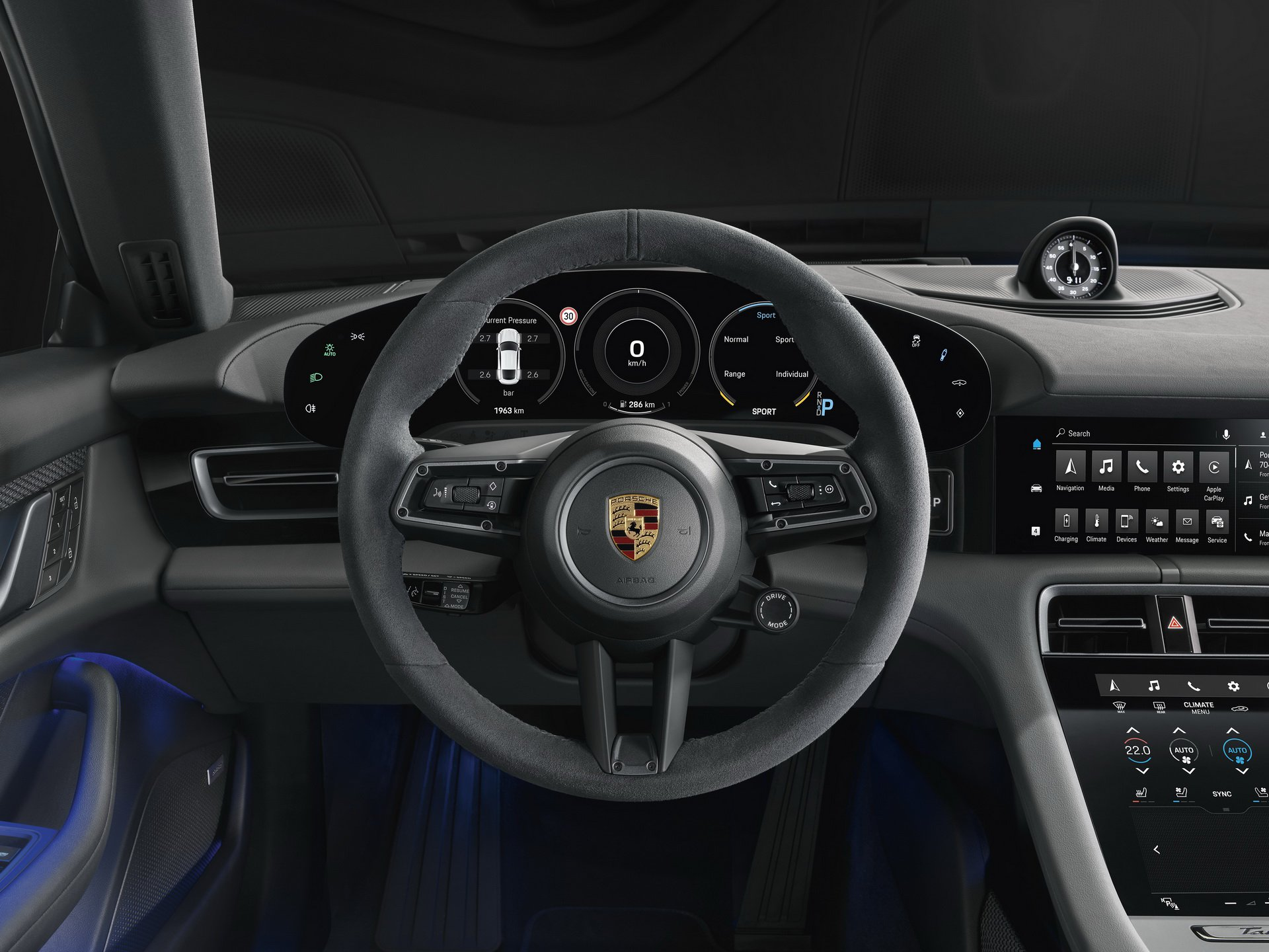 Porsche-Taycan-4S-8