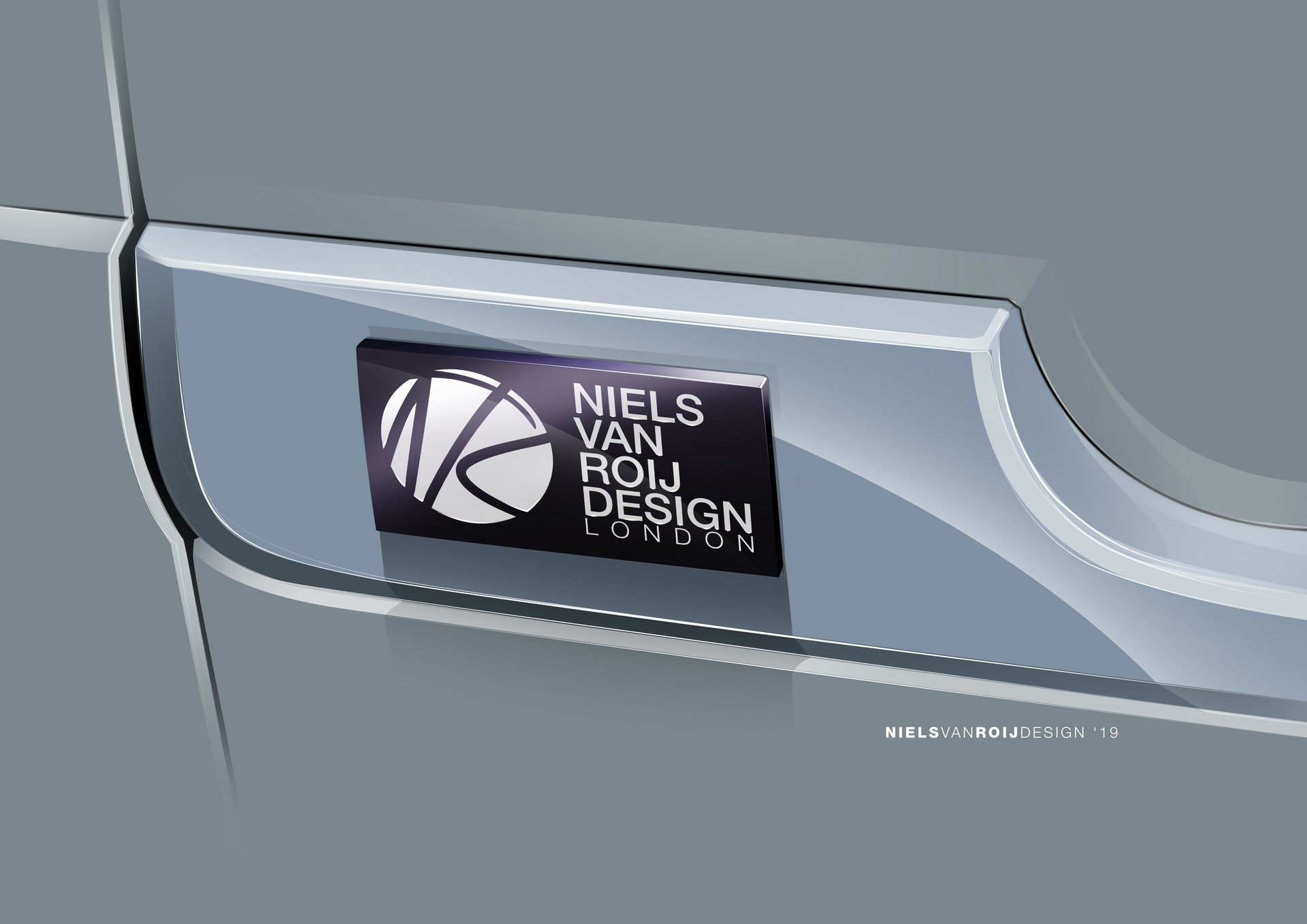 Range Rover Coupe by Niels van Roij Design (3)