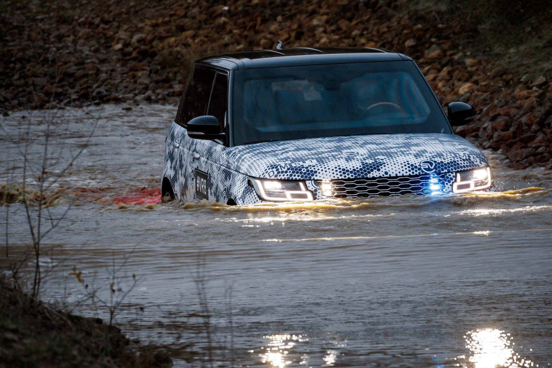 Range Rover Sentinel (5)