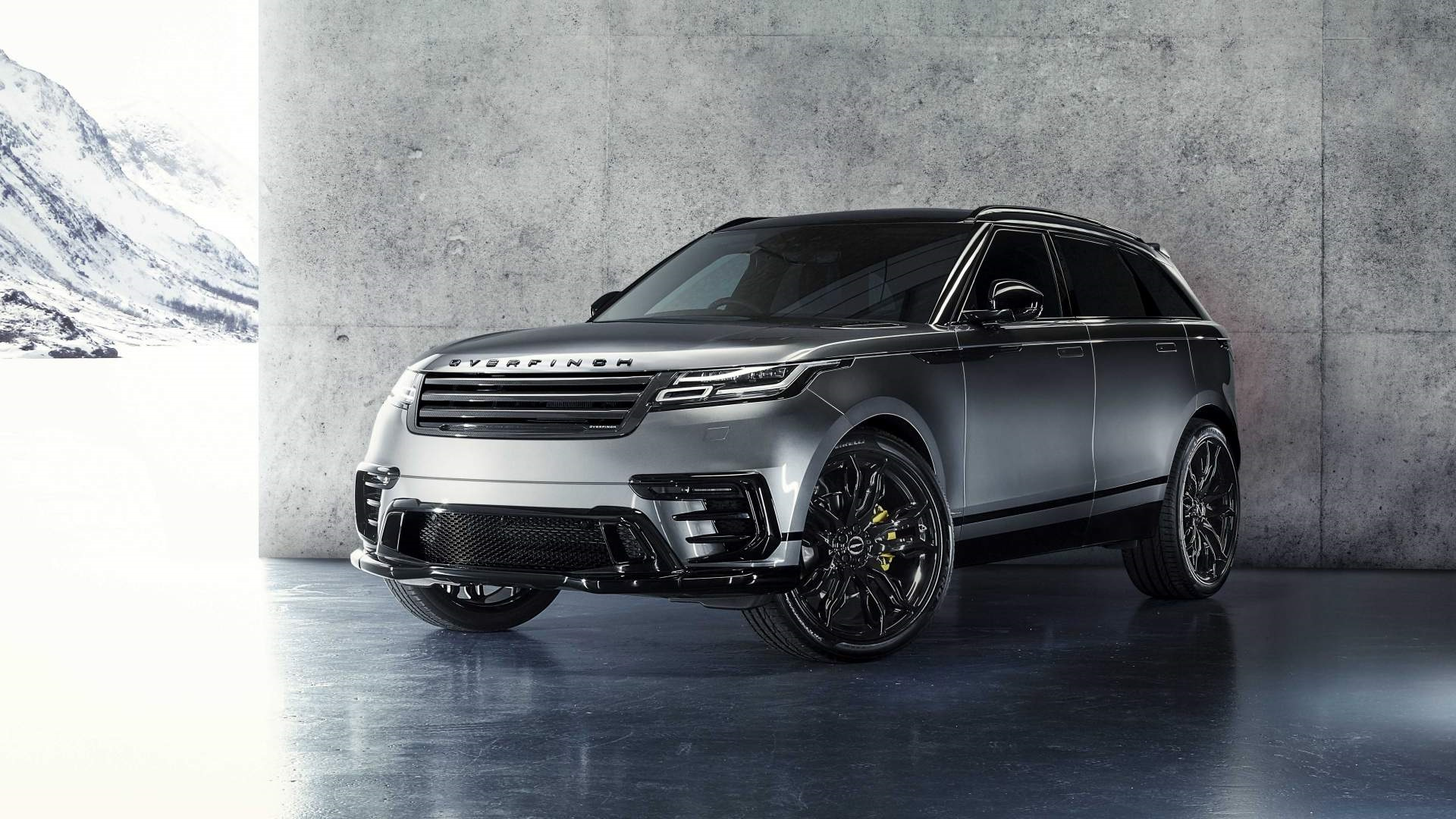 Range Rover Velar by Overfinch (1)