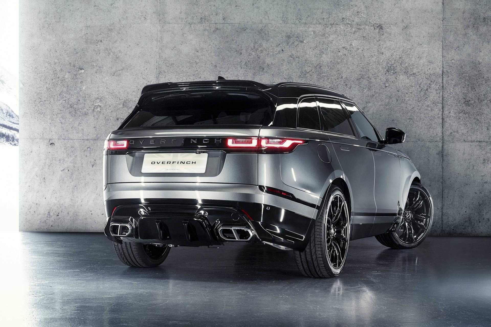 Range Rover Velar by Overfinch (3)