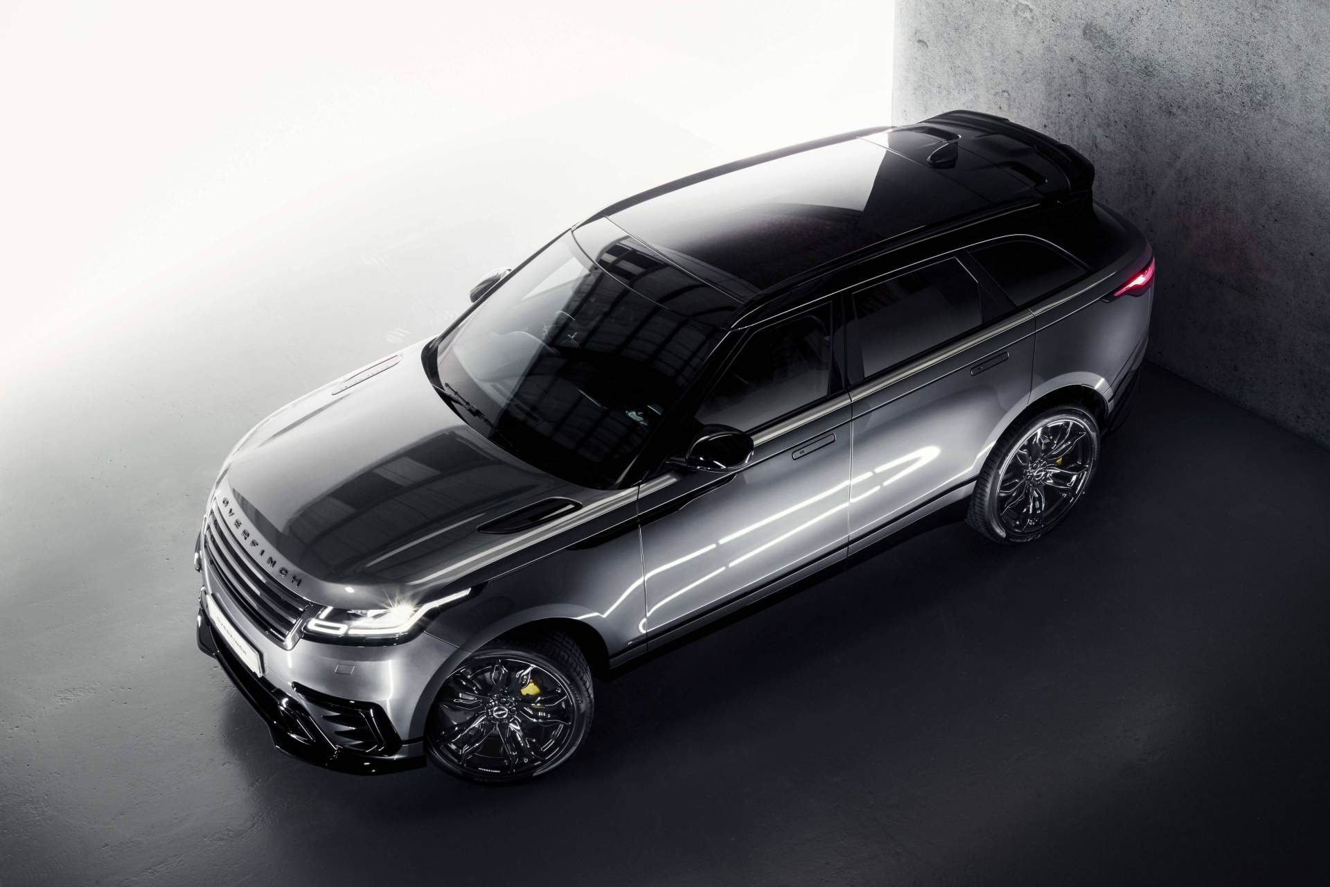 Range Rover Velar by Overfinch (5)