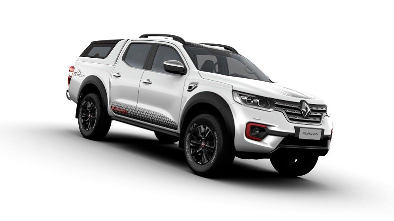 Renault Alaskan Ice Edition Concept (7)