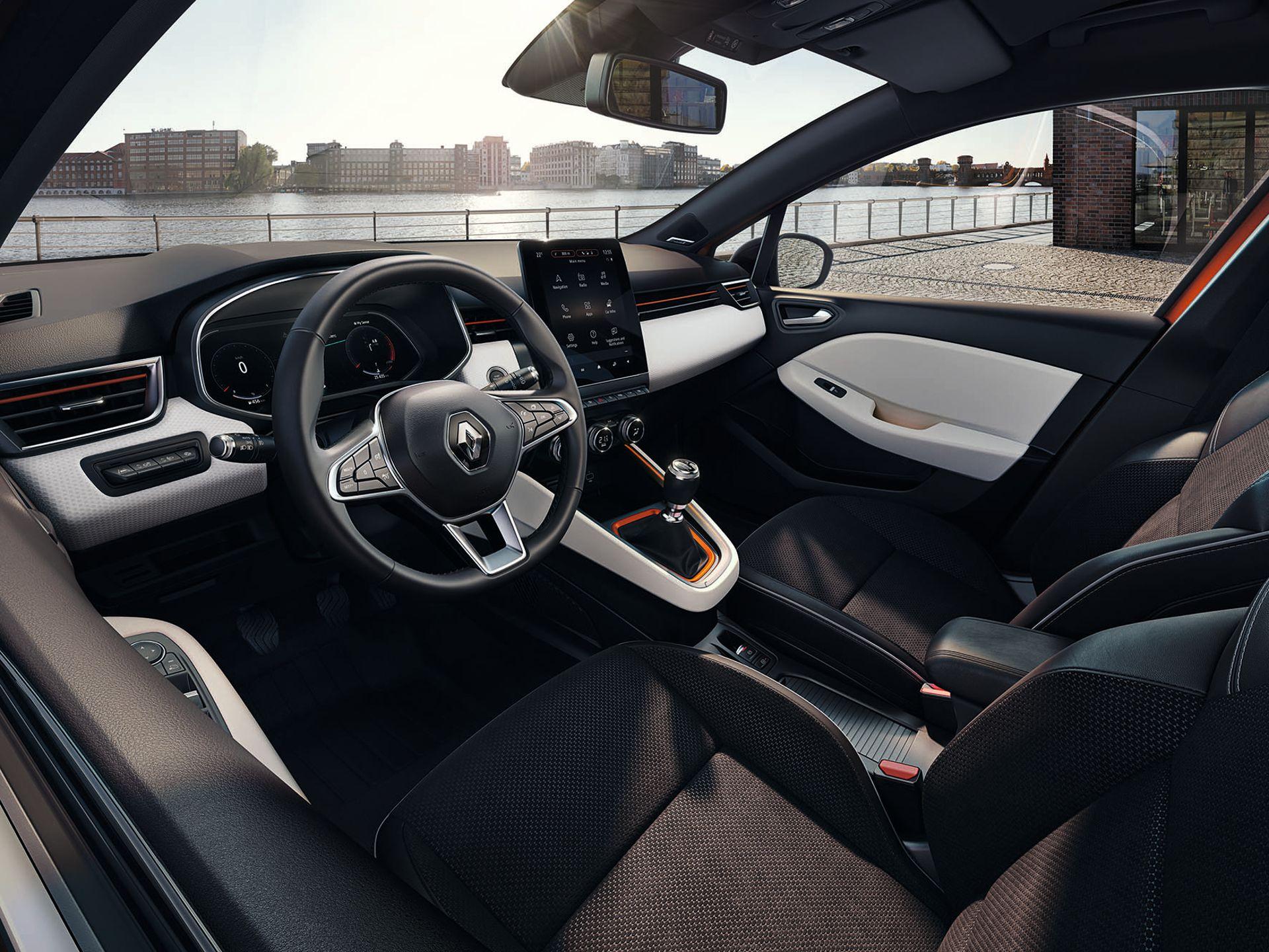 Renault Clio 2019 Interior (1)