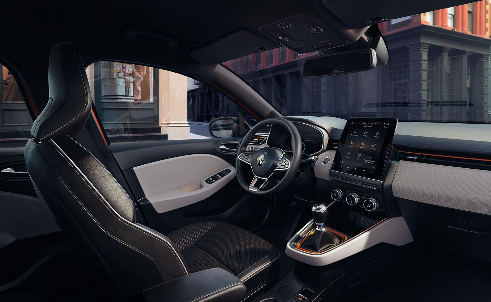Renault Clio 2019 Interior (2)