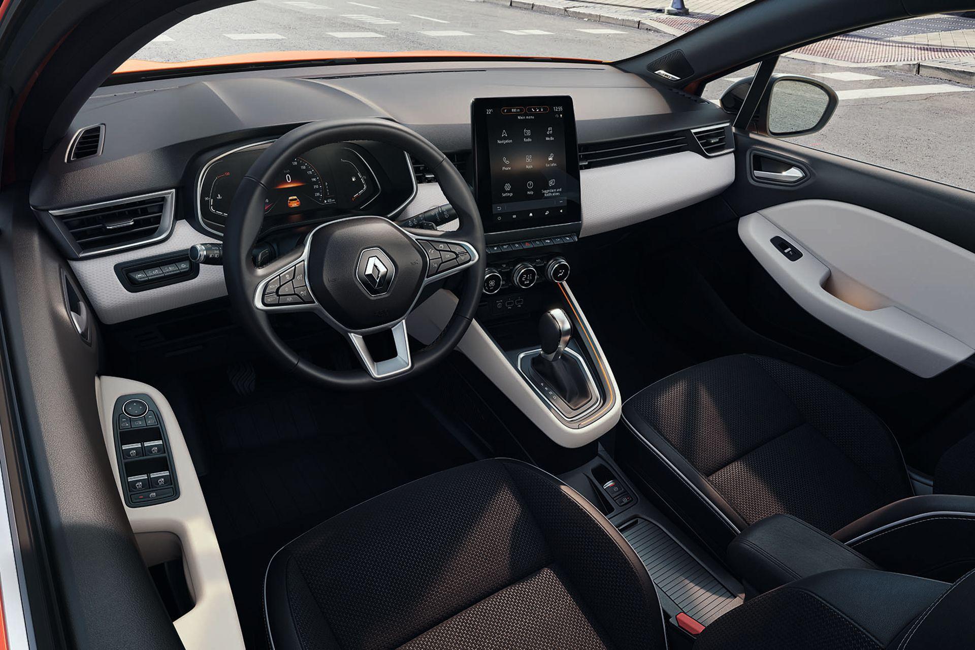 Renault Clio 2019 Interior (3)