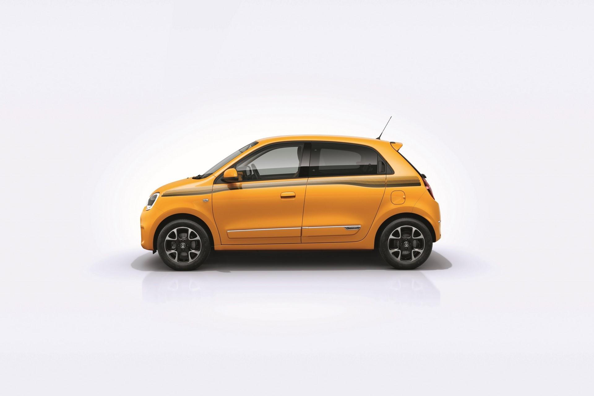 2019 - Nouvelle Renault TWINGO