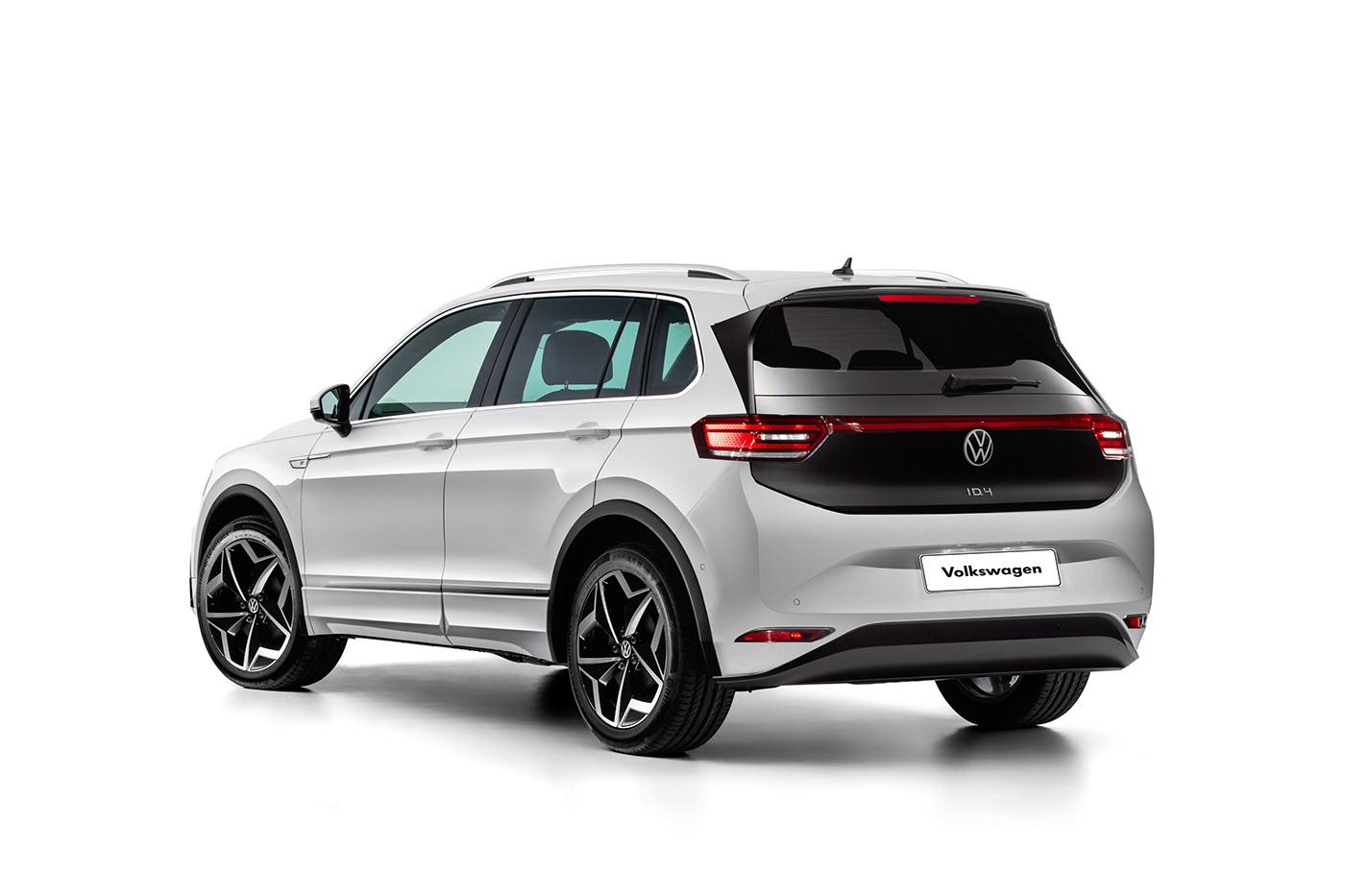 2019 Volkswagen Tiguan 132TSI R-Line Edition