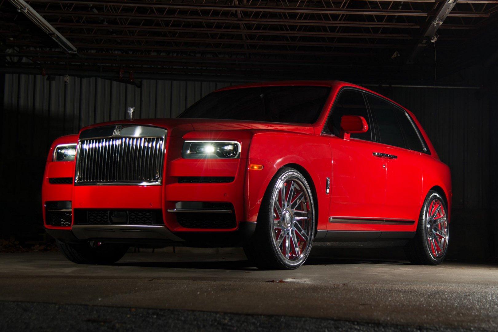 Rolls-Royce CullinanGucci Mane (1)