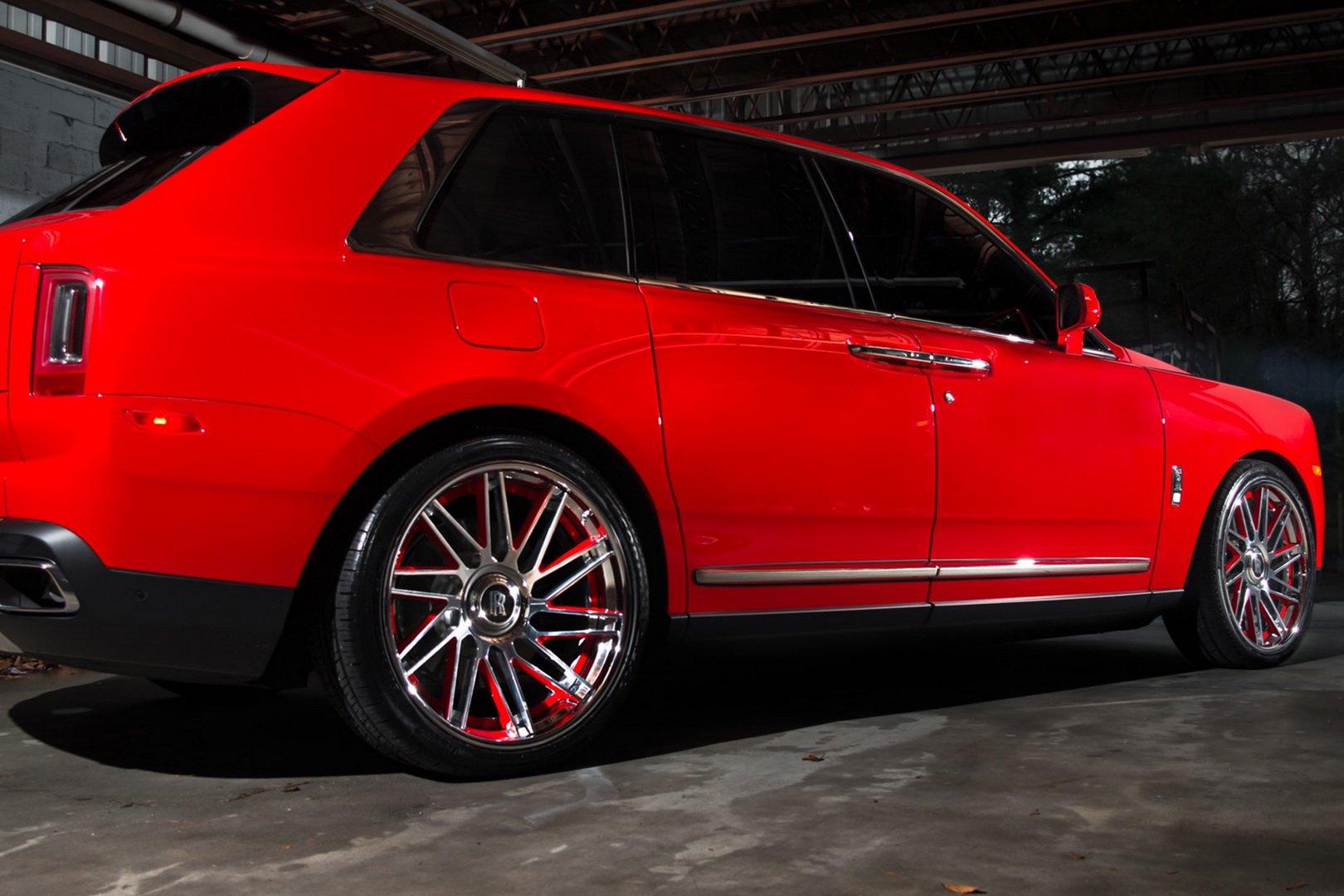 Rolls-Royce CullinanGucci Mane (4)