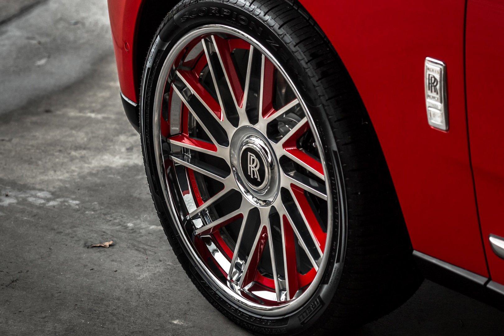 Rolls-Royce CullinanGucci Mane (5)