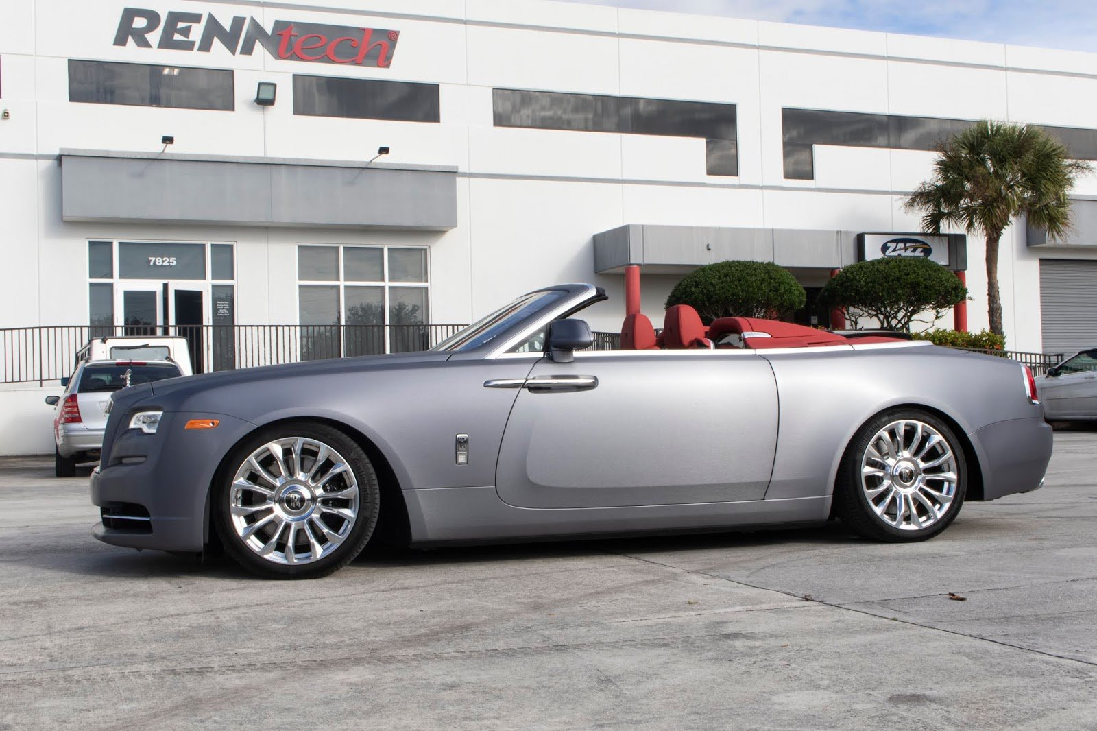 Rolls-Royce Dawn by Renntech (1)