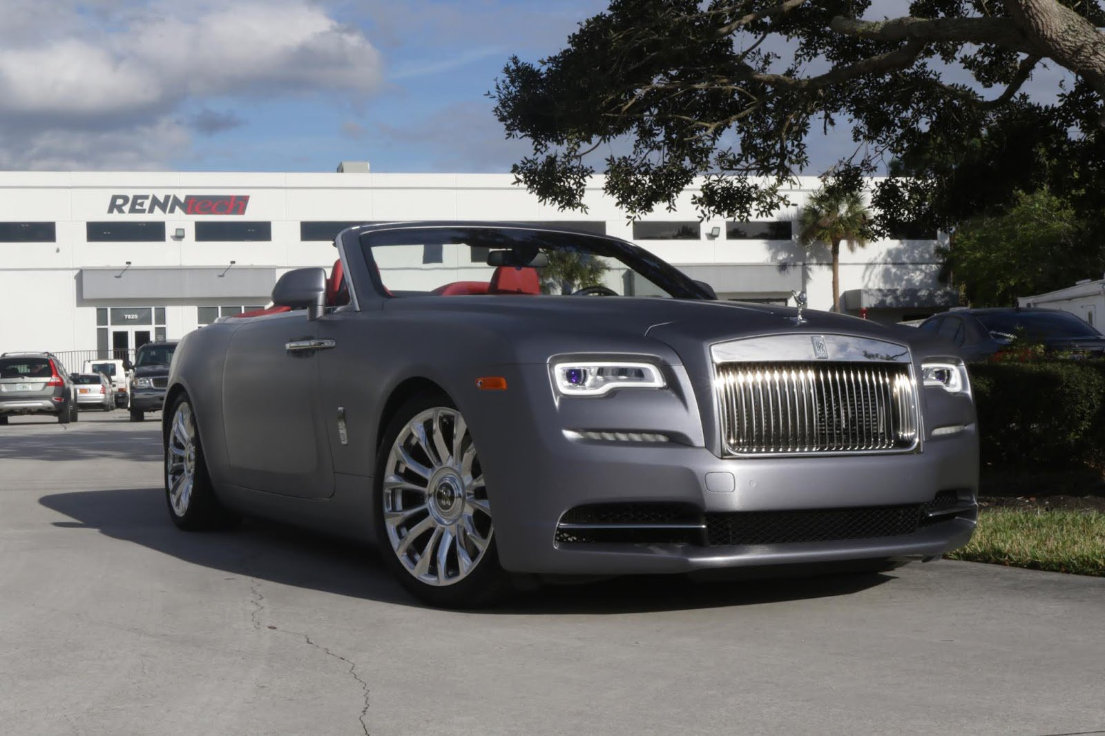 Rolls-Royce Dawn by Renntech (7)