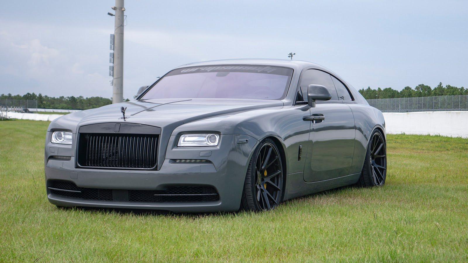Rolls-Royce Wraith byRenntech (1)