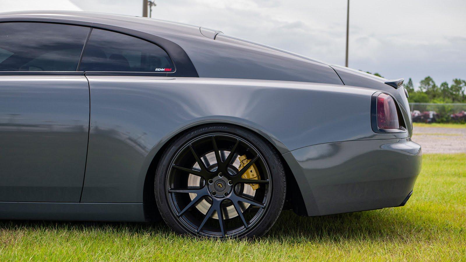 Rolls-Royce Wraith byRenntech (2)