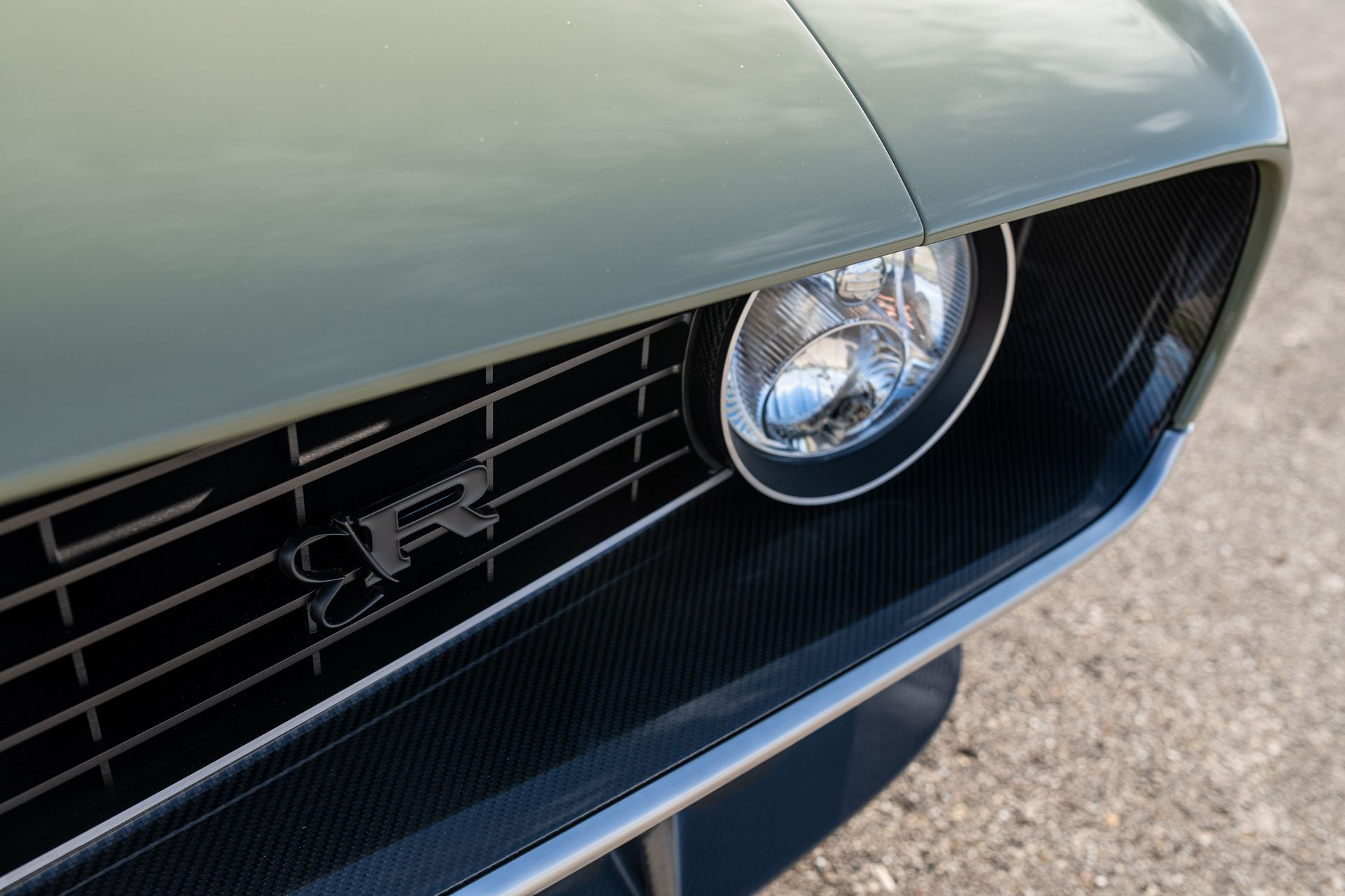 Ringbrothers 1969 Valkyrja Chevy Camaro