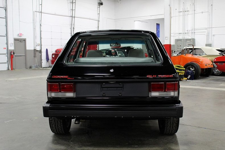 Shelby Dodge Omni GLHS 1985 for sale (10)