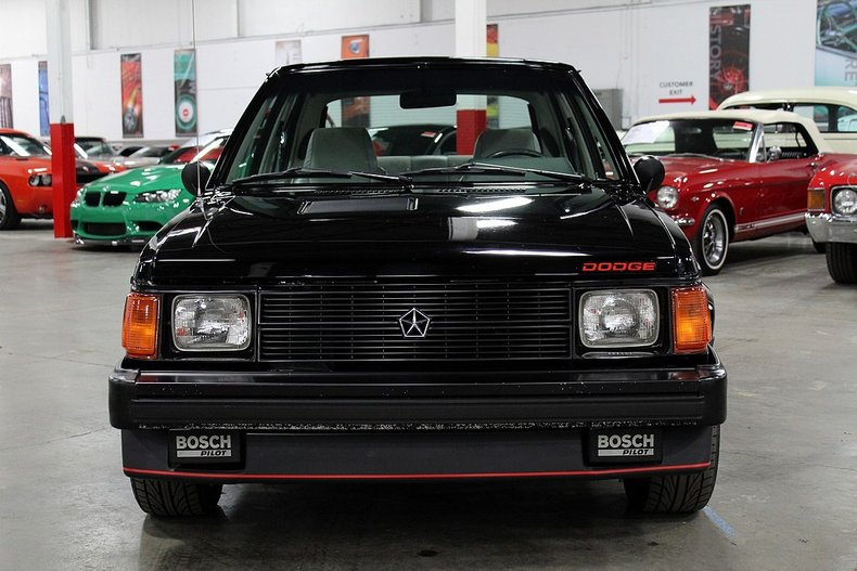 Shelby Dodge Omni GLHS 1985 for sale (15)
