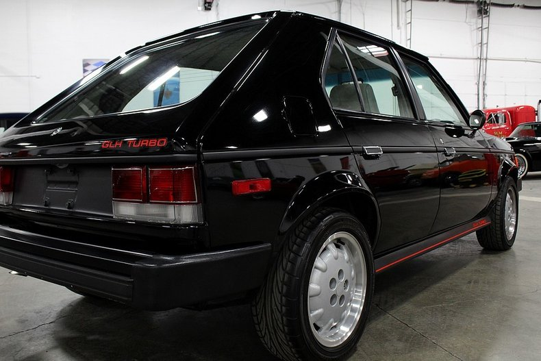 Shelby Dodge Omni GLHS 1985 for sale (36)