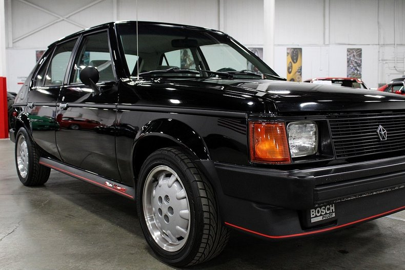 Shelby Dodge Omni GLHS 1985 for sale (40)